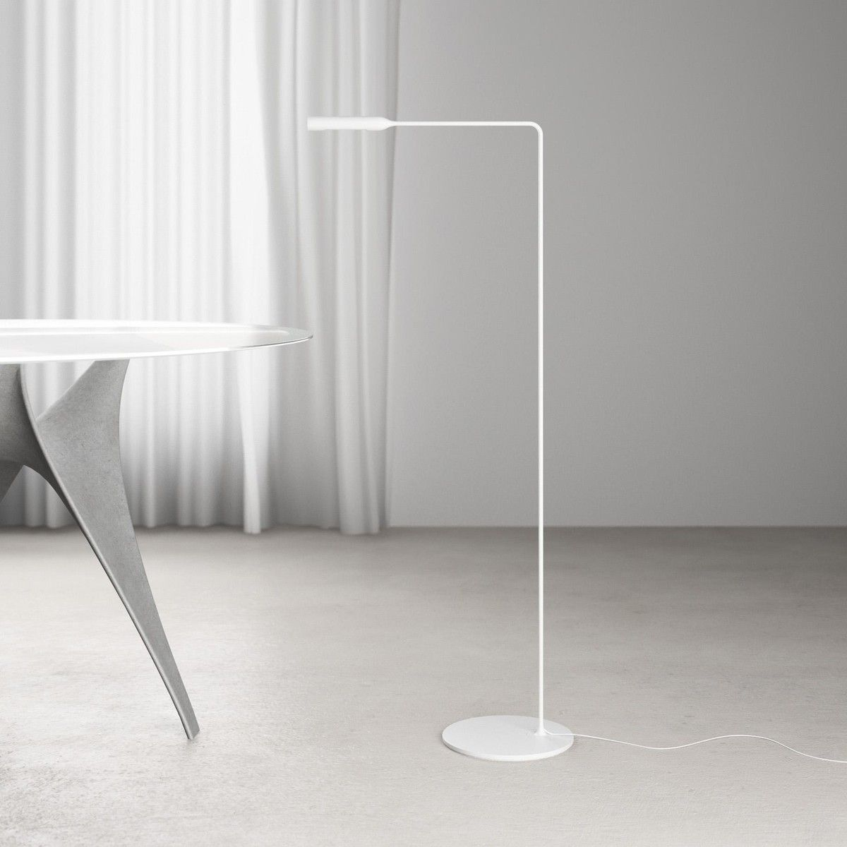 Lumina Flo Floor Led Floor Lamp Floor Lamp Led Floor Lamp Flos Lamp