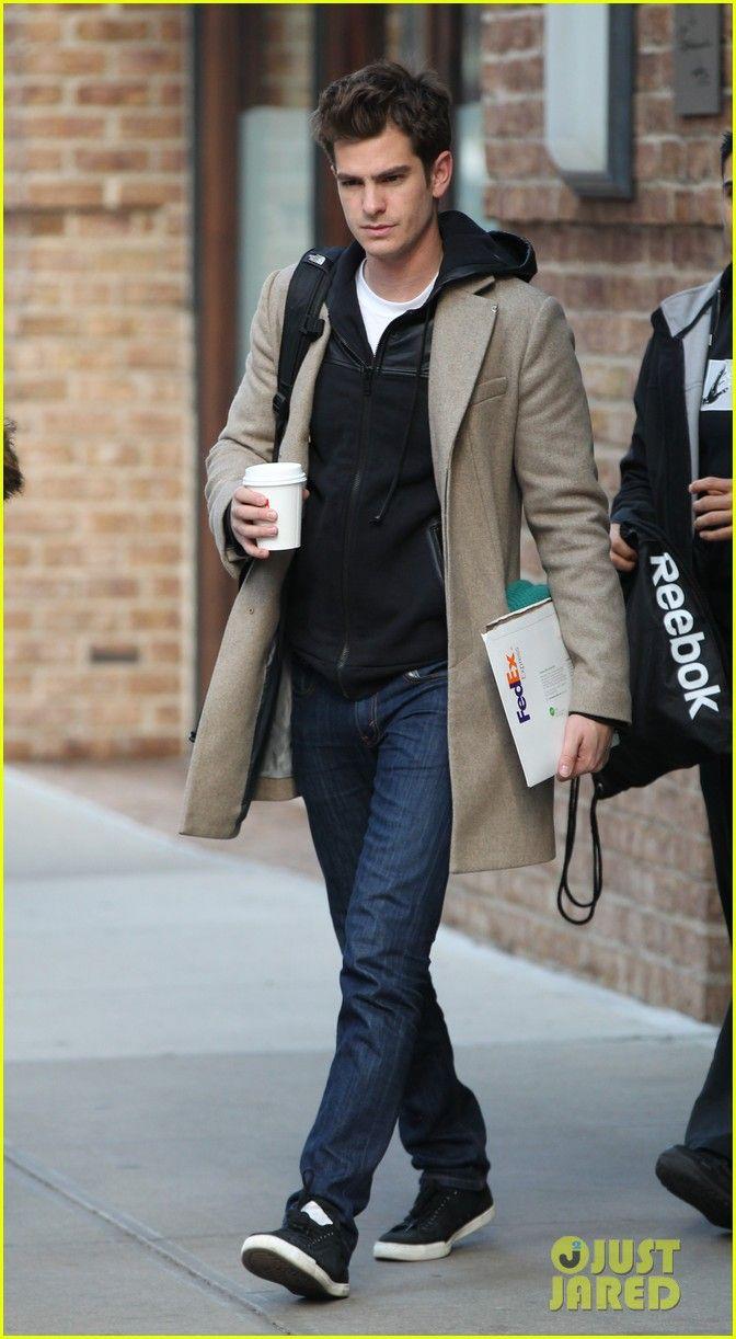 Andrew Garfield 2013 Hair