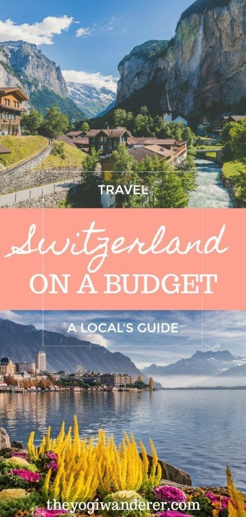 A local's guide on how to travel Switzerland on a budget. The best tips food and things to do in Switzerland on the cheap. #Switzerland #Switzerlandtravel #budgettravel #style #shopping #styles #outfit #pretty #girl #girls #beauty #beautiful #me #cute #stylish #photooftheday #swag #dress #shoes #diy #design #fashion #Travel