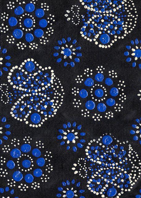 Staphorster stipwerk: traditional Dutch textile #Overijssel #Staphorst