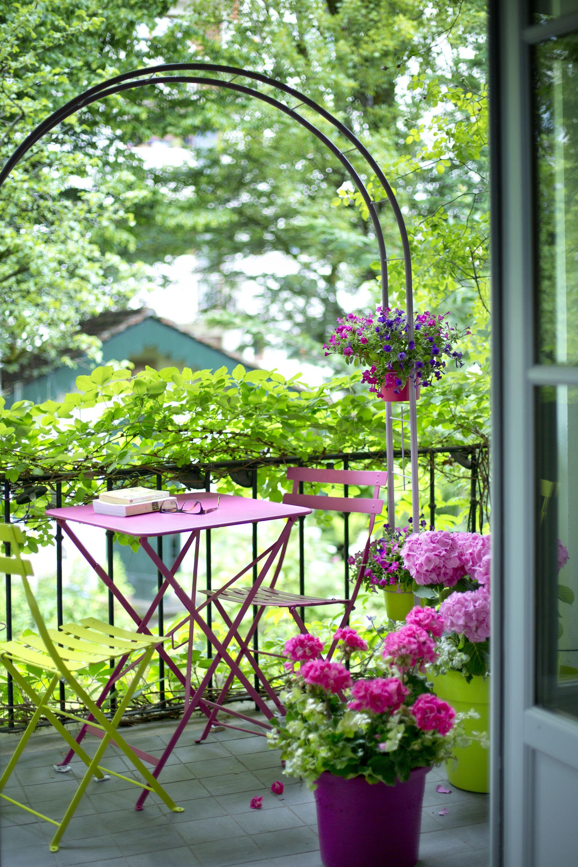 place la douceur jolis pots plantes fleuries qui