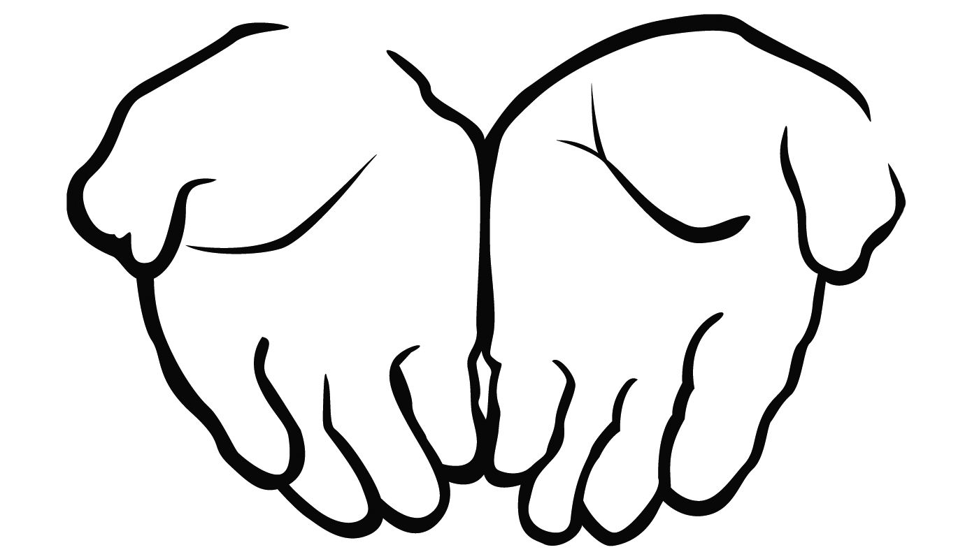 Helping Hands Clipart Clipart Panda Free Clipart Images Hand