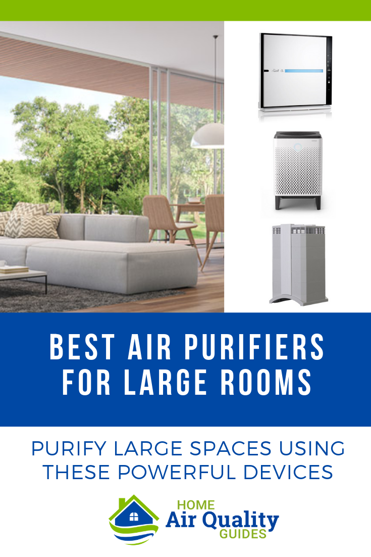 Best Air Purifier for Large Spaces (Reviews of Large Room
