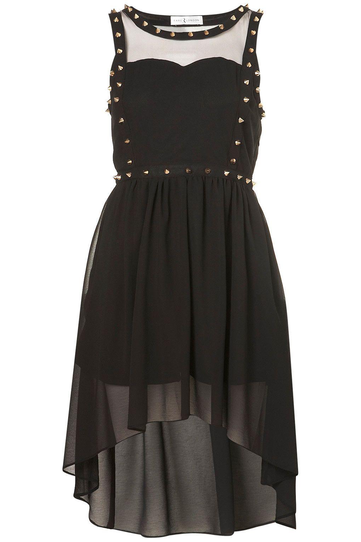 Chiffon stud dress by rare fashion u style uc pinterest