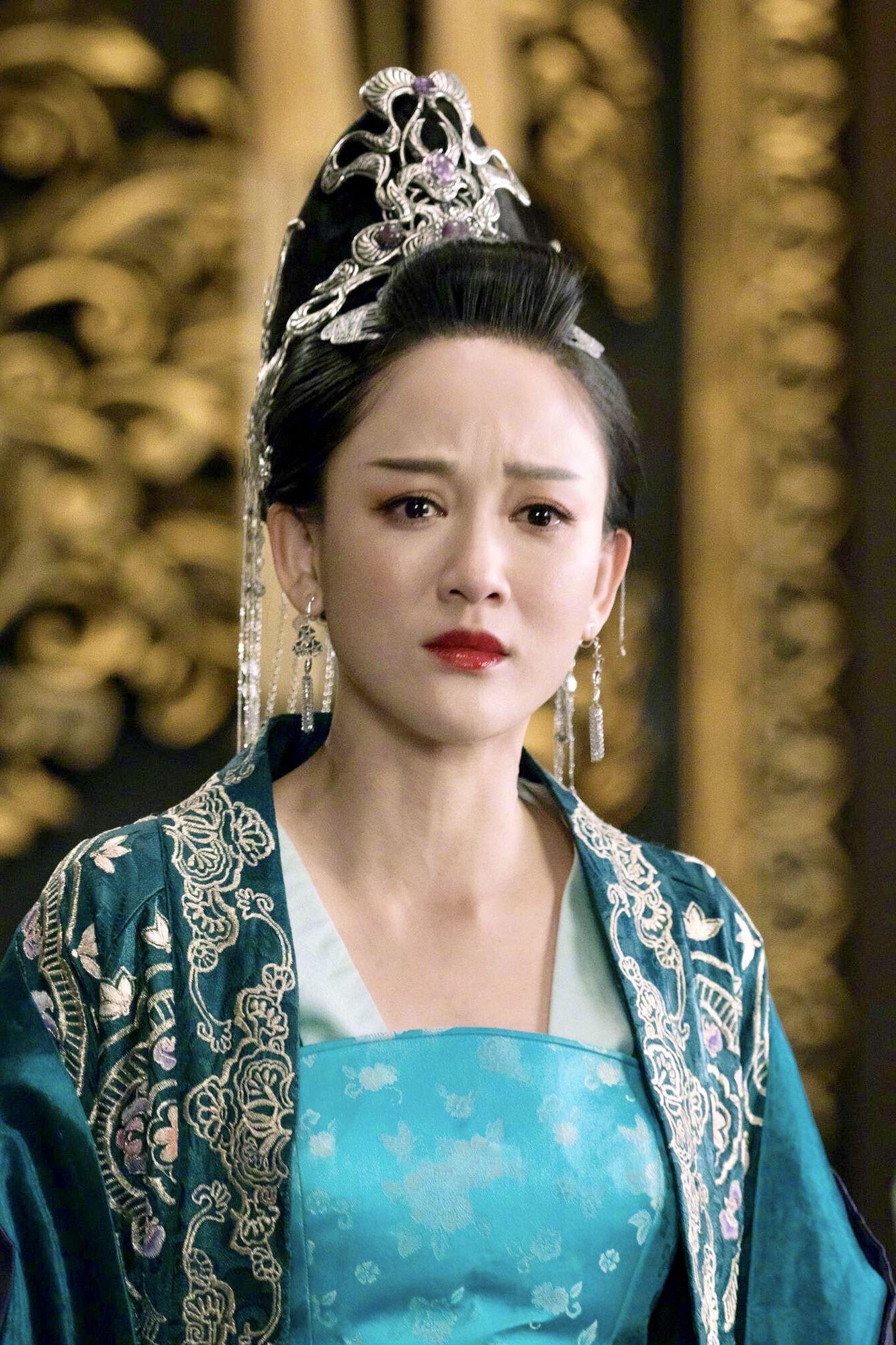 The Unique China Queen 《獨孤皇后》 Joe Chen, Chen Xiao