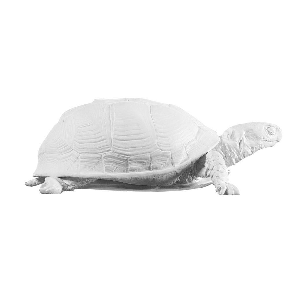 White turtle storage box
