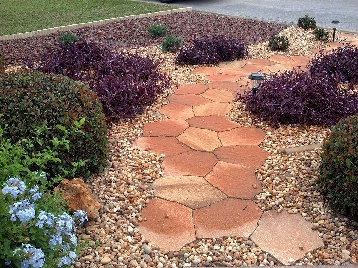 Grass free back yard 30763d1390115963 wanted backyard - Backyard ideas without grass ...