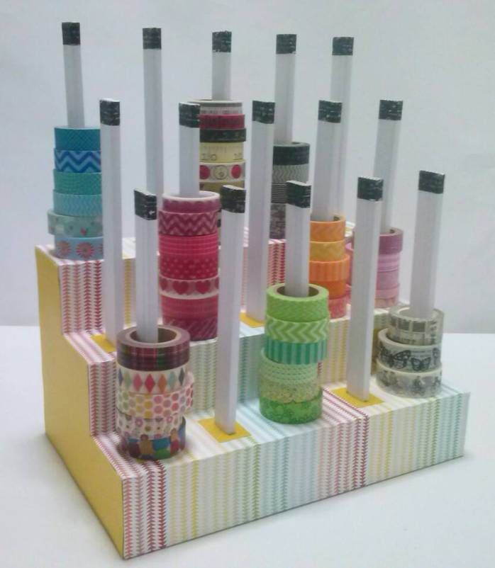 Organizador washi tape