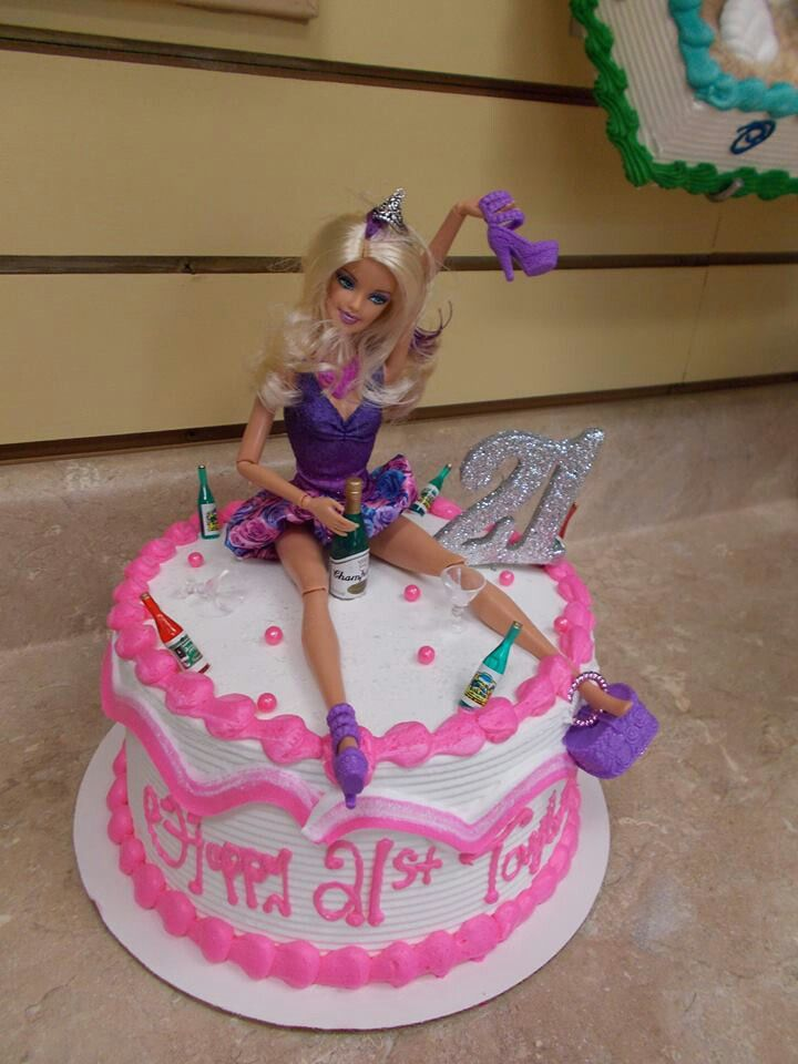 Less than a month away Food and drink barbie bebada Pinterest