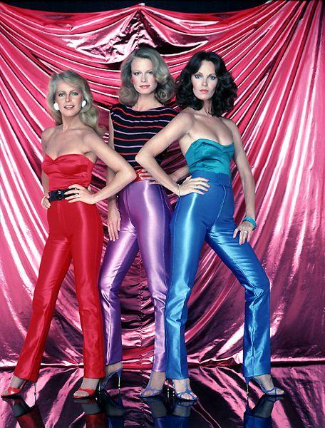 Cheryl Ladd Shelley Hack And Jaclyn Smith Disco Pants Jaclyn