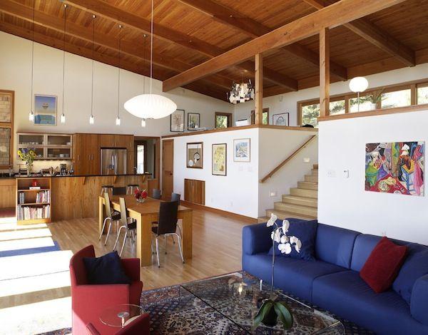 maison avec demi étages - Recherche Google Architecture intérieure