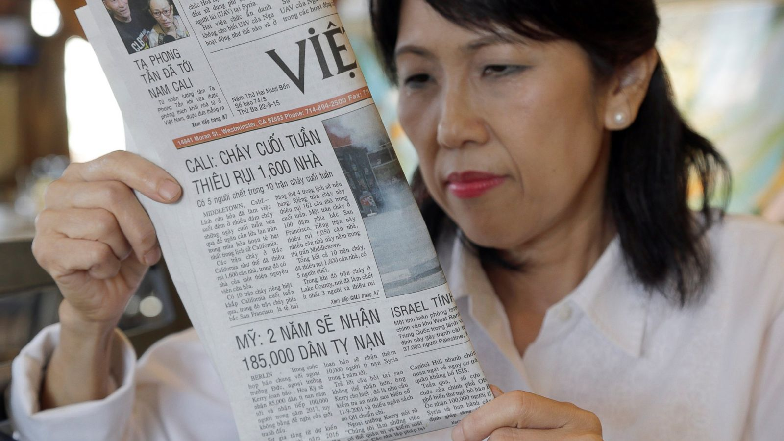 More than three decades ago, Vietnamese began fleeing in tiny boats after their country fell to communist rule. Seeing their community's story in the plight of those boarding boats for Europe, some Vietnamese Americans in California are reaching out.
