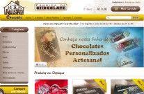 Que doçura! Fábrica de chocolates e cestas especiais, Alaska!