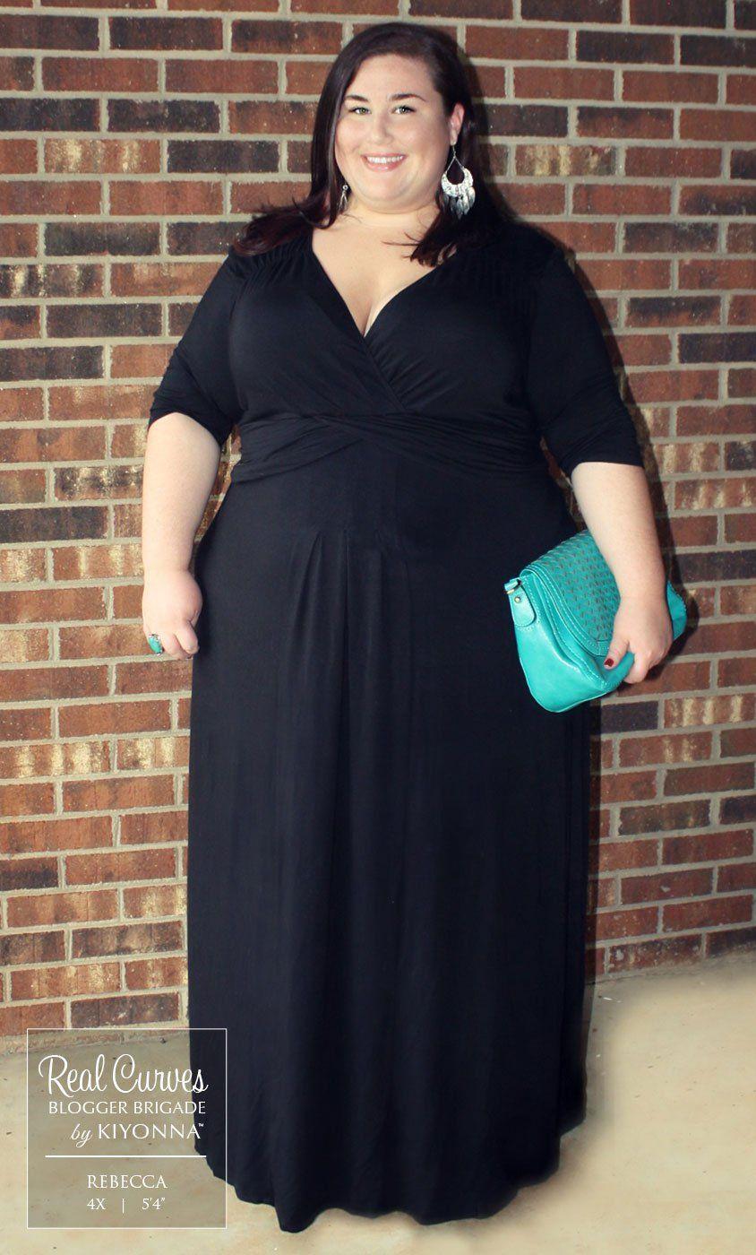 Real Curves for Desert Rain Maxi Dress | mommy dress | Pinterest