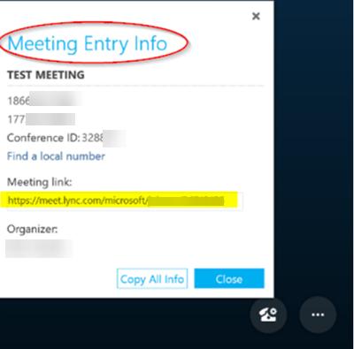 How To Send A Skype Meeting Invite Link Meeting Skype Invitations