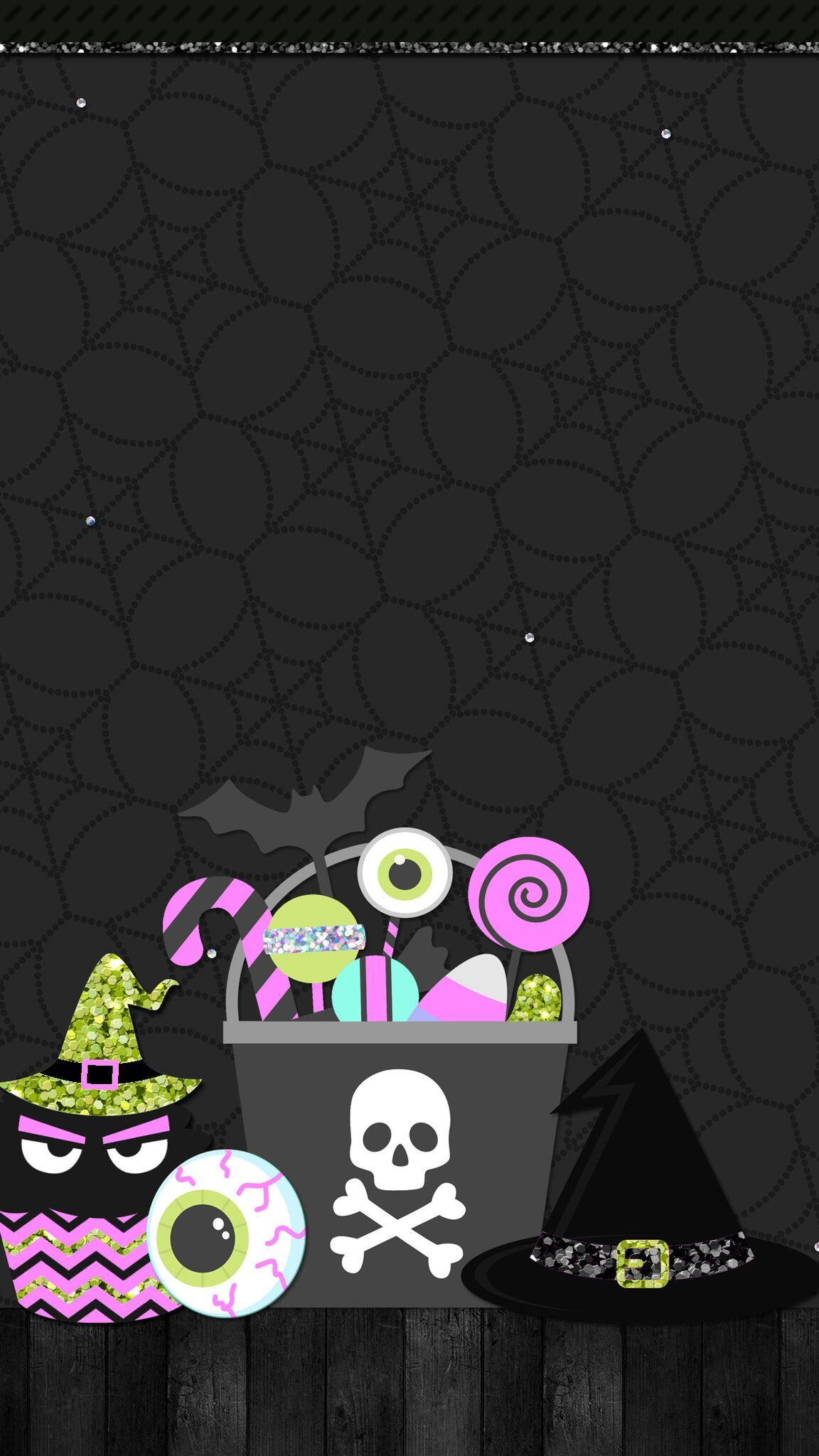 Dropbox Creepy cute theme walls Halloween wallpaper