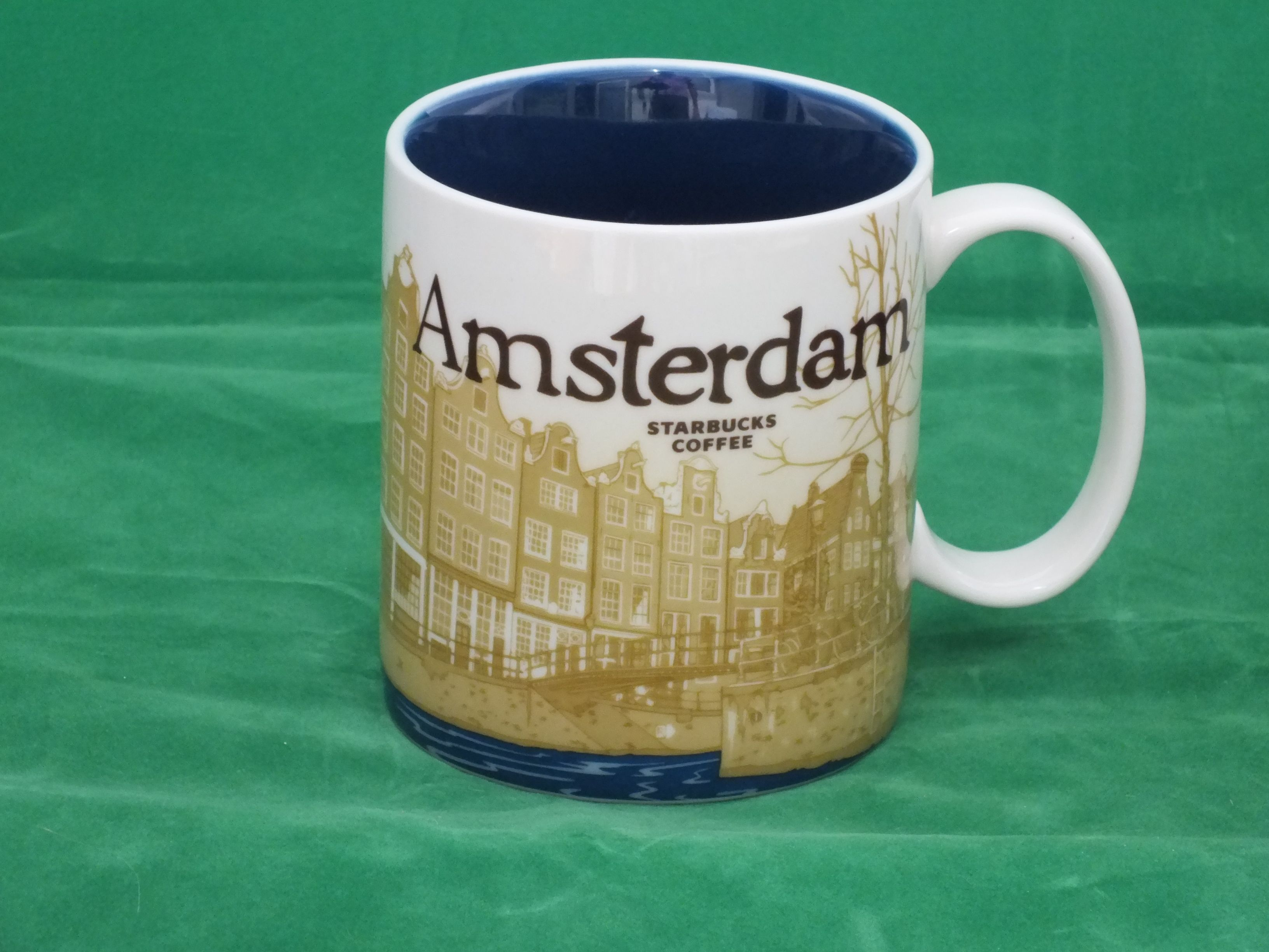 Mug KaffeebecherMugs Städte Amsterdam Starbucks Becher City 9HDIE2