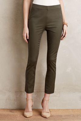 Anthropologie Essential Skinny Trousers