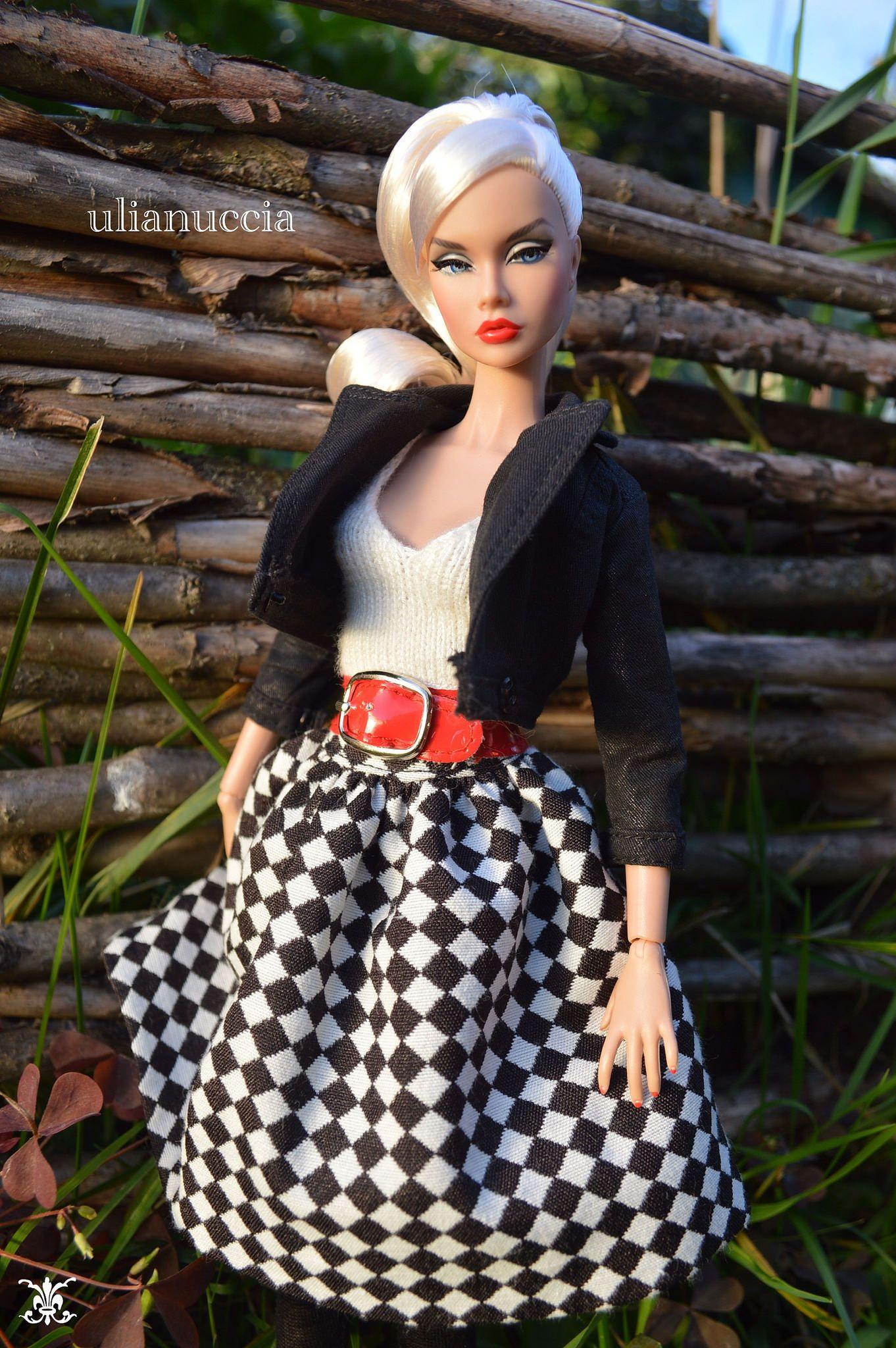Oblečenie Pre Barbie 6de5075b4ed