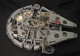 「original millennium falcon model DETAIL」の画像検索結果