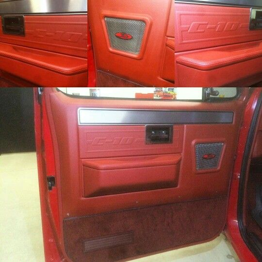 Pin By Steve Bigz On 454 Custom Car Interior 86 Chevy Truck Classic Chevy Trucks