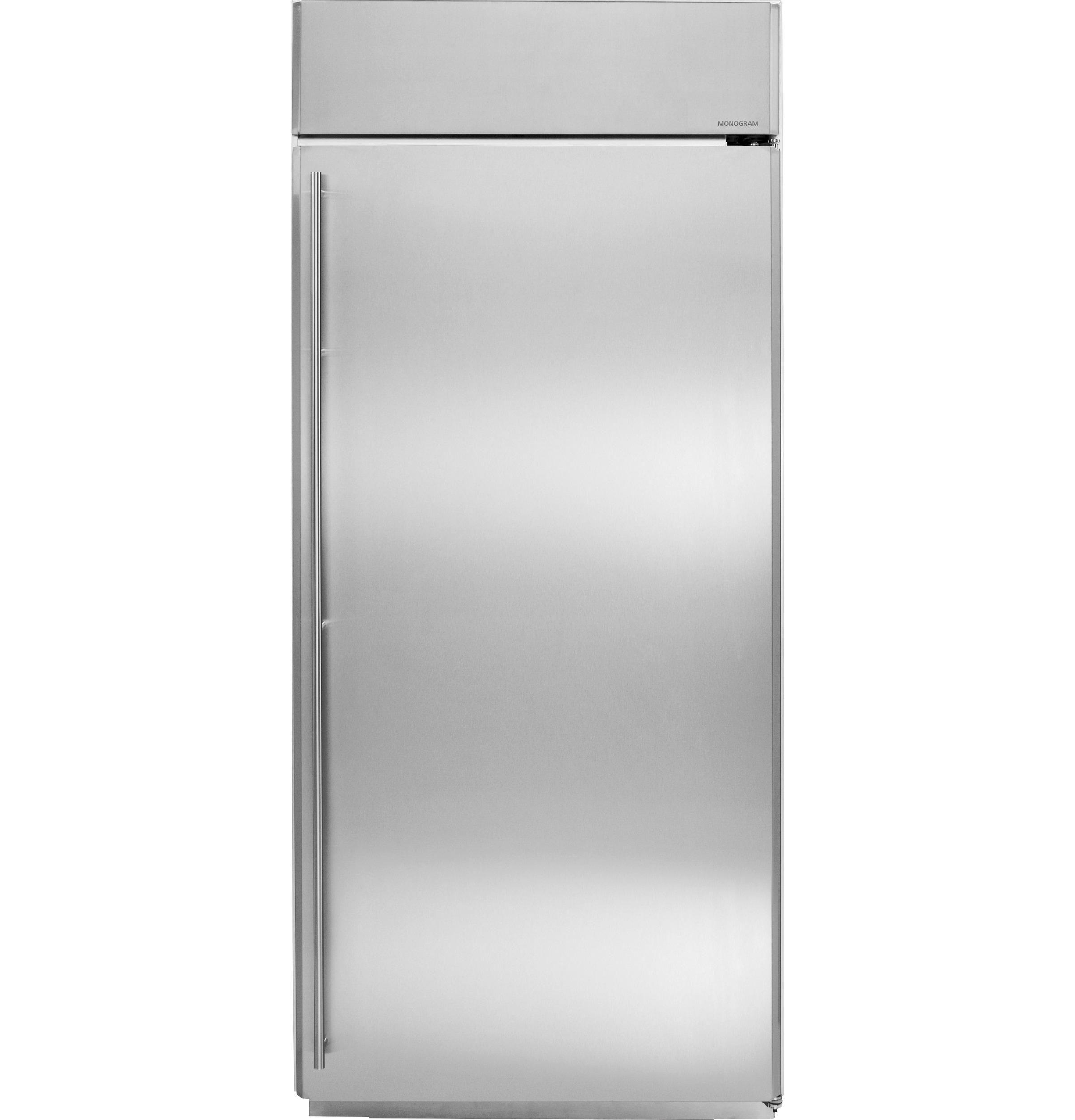 Zirs360nhrh Ge Monogram Monogram All Refrigerator Monogram Appliances Glass Shelves