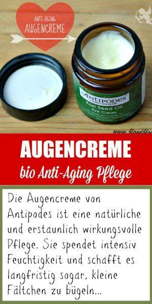 GUTE AUGENCREME gegen Falten - Augencreme, Beste..