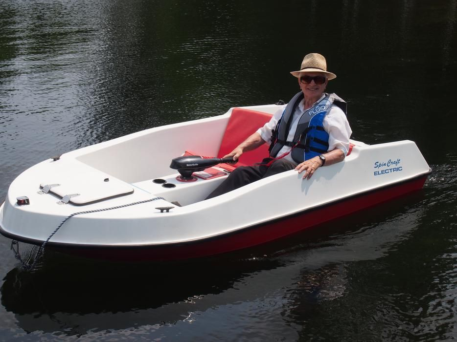10 Foot Spincraft Electric Boat Electric Boat Boat Cars