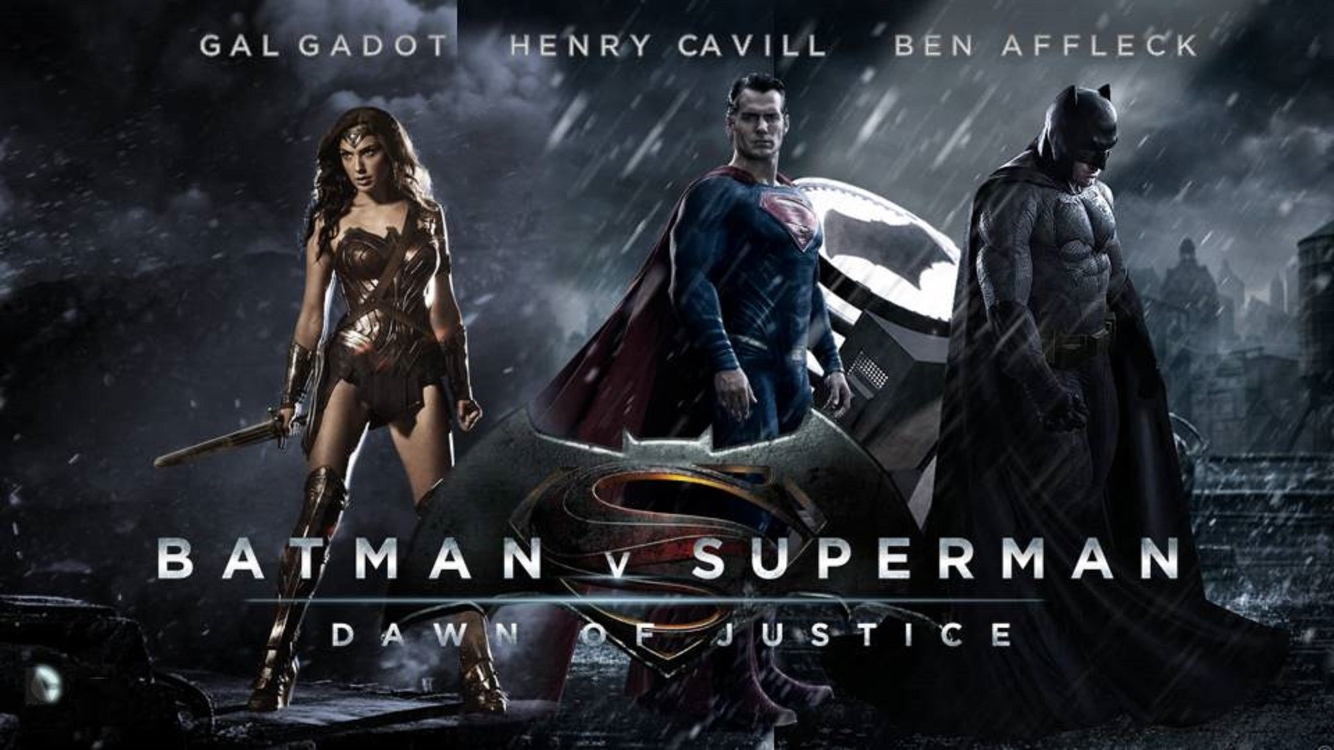 Batman V Superman Dawn Of Justice Wallpapers 7