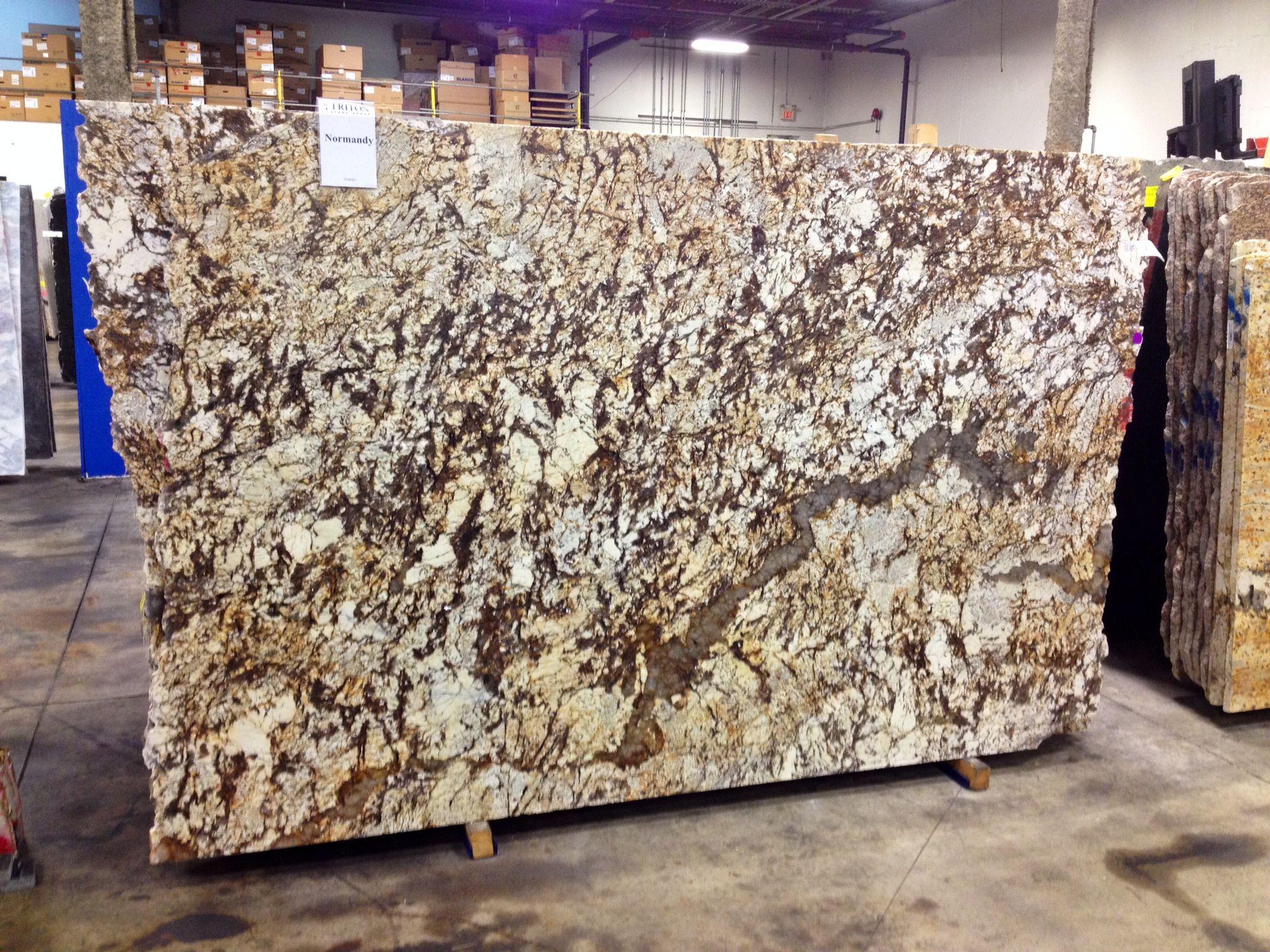 Normandy Granite   Contact @Triton Stone Group Of Louisville At  502.267.9303 #TritonStoneLou #Granite #NaturalStone #LouisvilleKY # Countertops #Kitchen ...