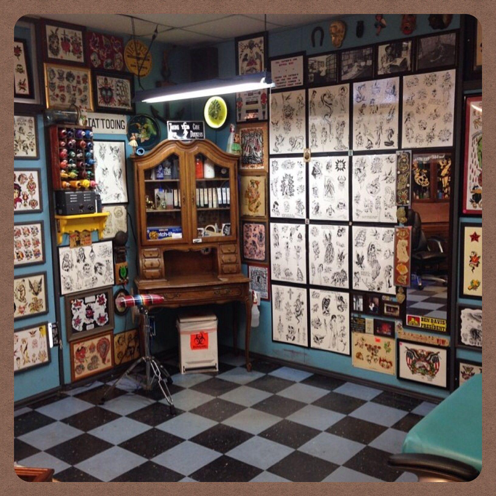 tattooshop | Tattoo Shop Ideas/Thoughts | Pinterest | Tattoos shops ...
