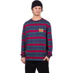 Reduzierte Shirts mit Tasche für Herren #stripedlongsleevetops