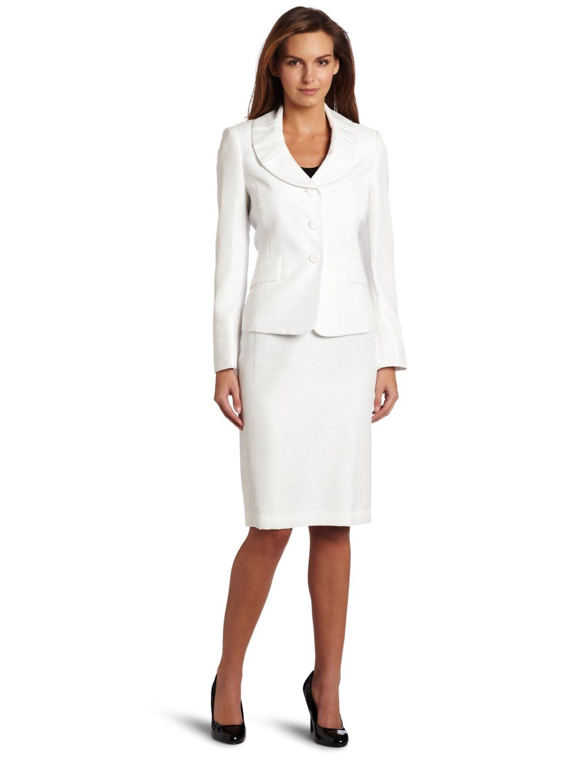 1000  images about White suit on Pinterest | Lady, Diana and