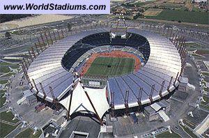 Stadio delle Alpi Stadium in Torino