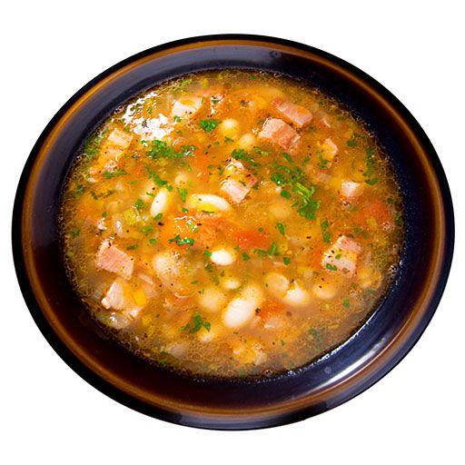 Вкусный суп с вермишелью