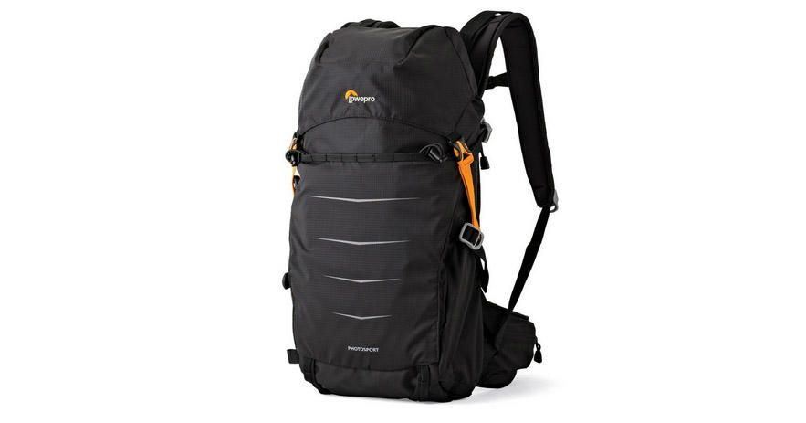 Lowepro hiking camera backpack front view | Photographer Gifts ...