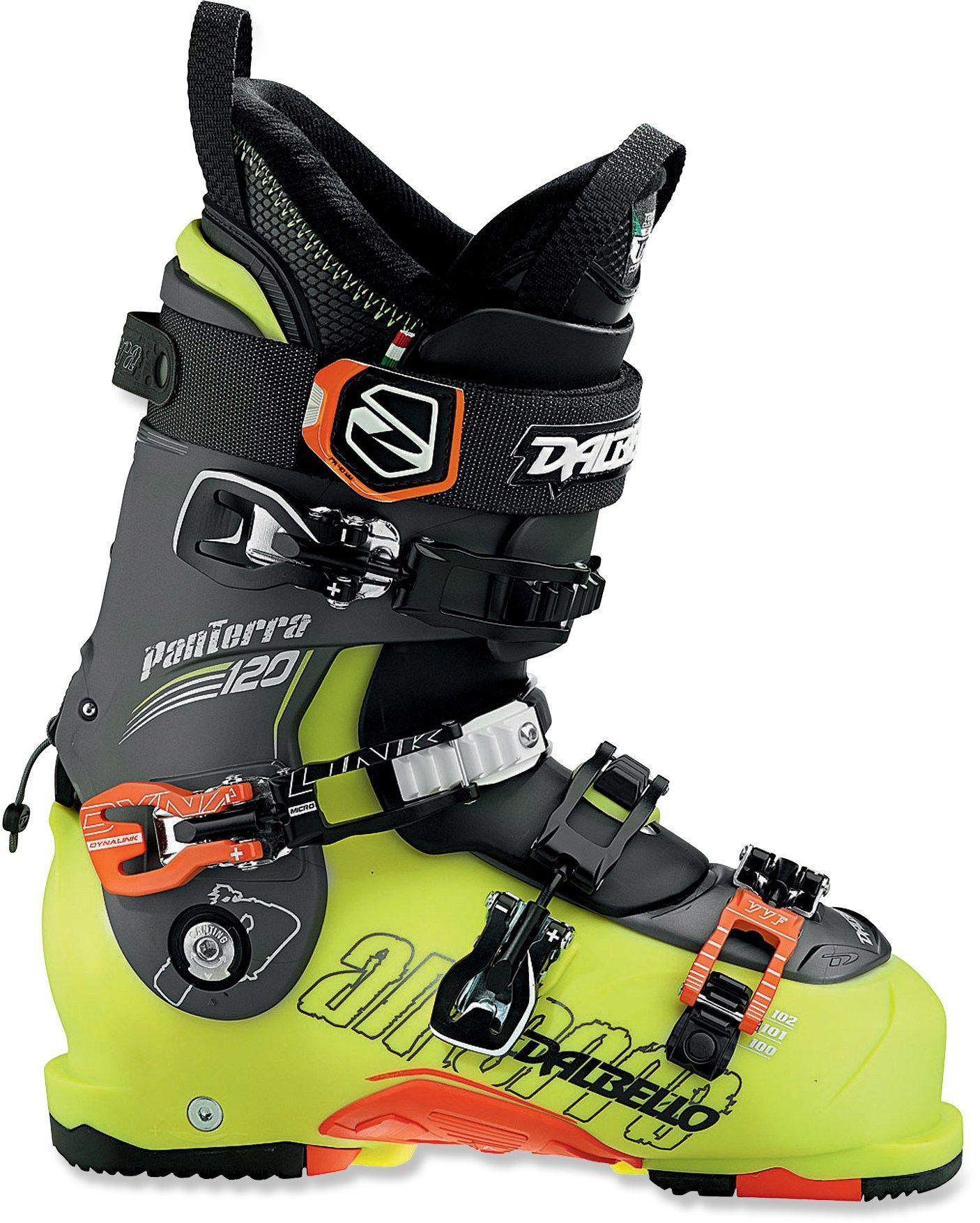 Dalbello Panterra 120 Ski Boots Men S 2014 2015 Rei Co Op Ski Boots Design Ski Boots Boots