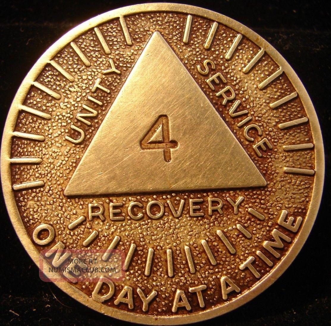 aa 4 year coin