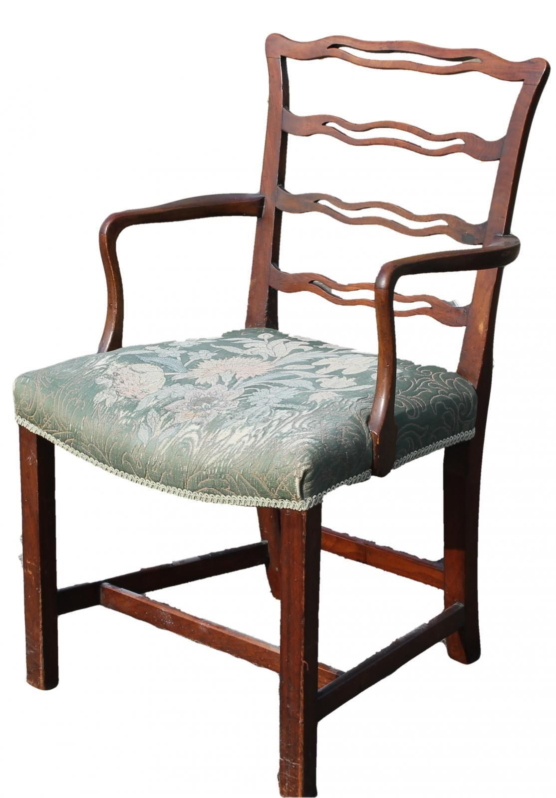 Victorian Mahogany Desk Chair | Looking For Antiques - Victorian Mahogany Desk Chair Looking For Antiques Looking For