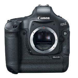 Canon 1d Mark Iv Digital Slr Digital Camera Digital Slr Camera