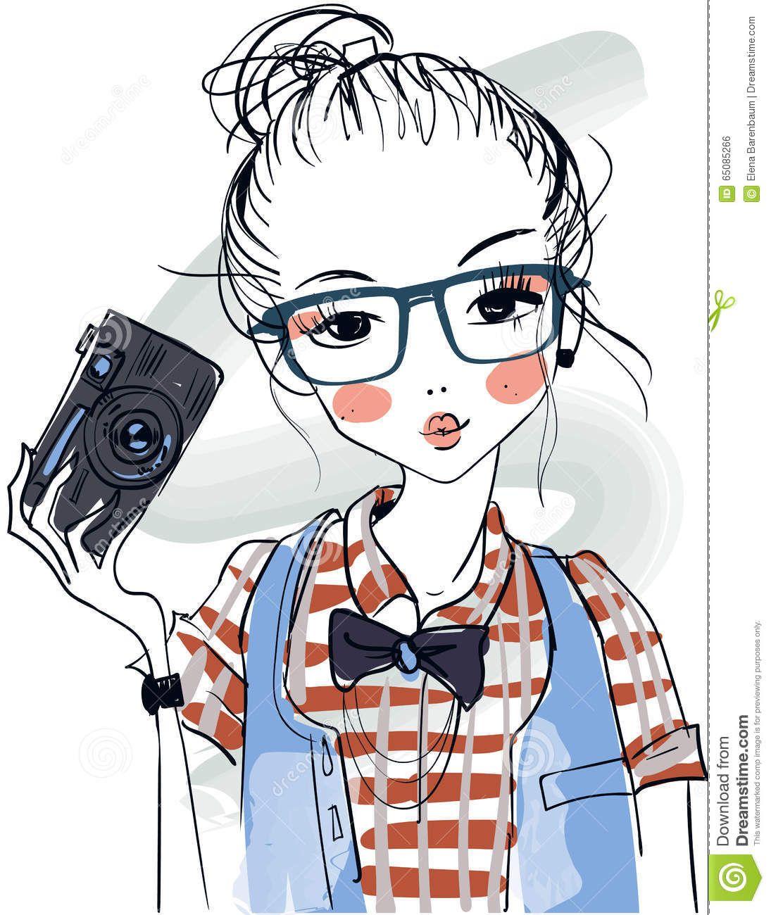resultado de imagem para cute cartoons girls | photography