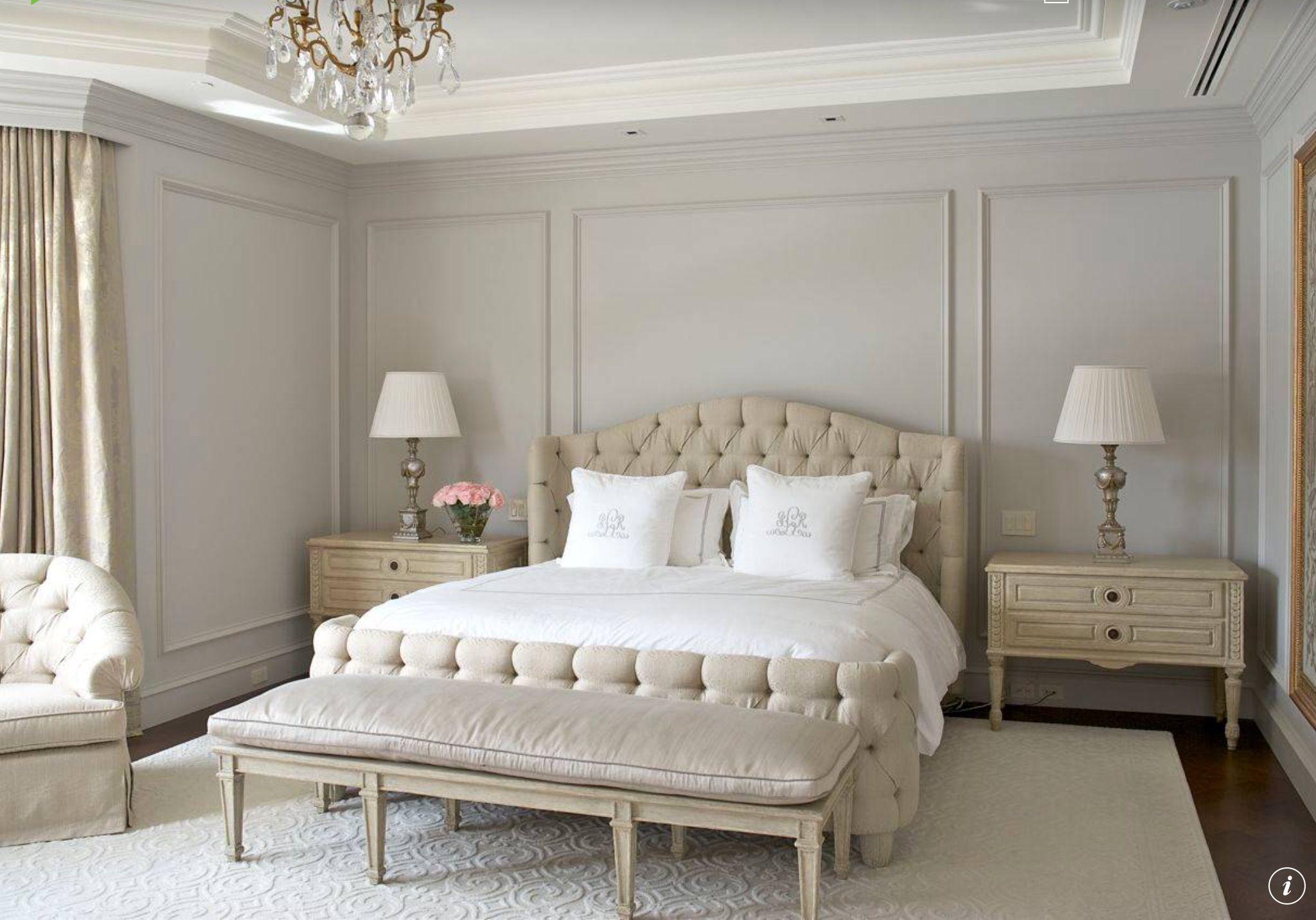 Master bedroom ideas grey  Grey Master Bedroom Ideas  Bedroom wall colors Gray bedroom and
