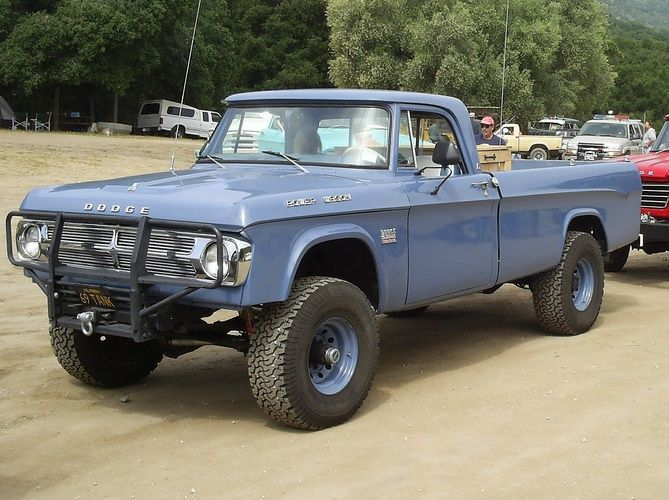 Sweptline Dodge Power Wagon Power Wagons 2 Pinterest