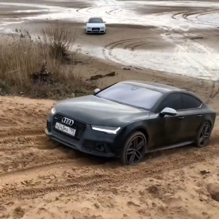 Audi Quattro  Driver:  ___________________________  awesome