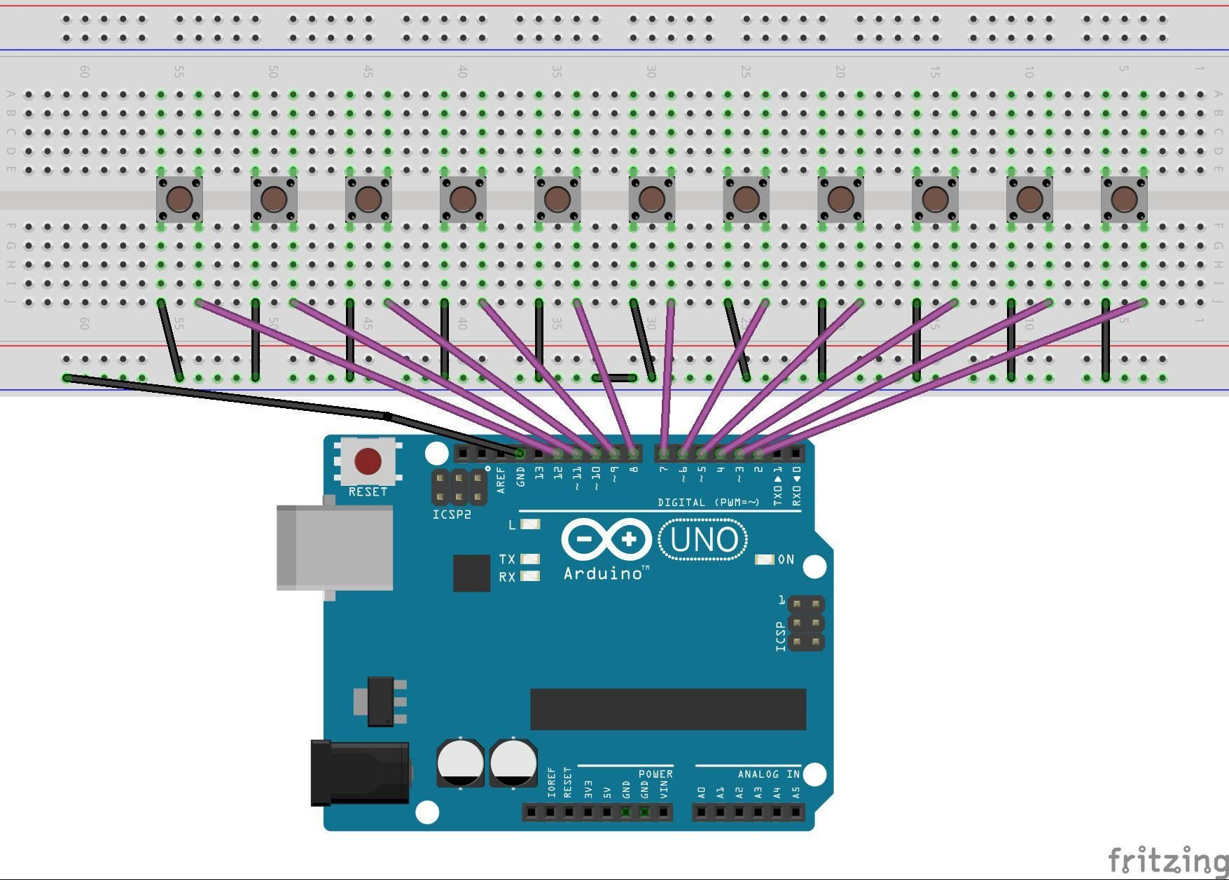 arduino usb midi out [ 1755 x 1257 Pixel ]