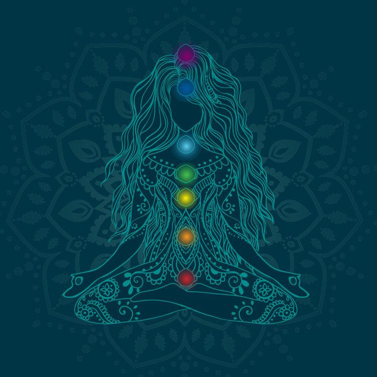 7 Chakra Affirmation Wallpapers Angelina Samadhi Chakra Affirmations Spiritual Wallpaper Chakra