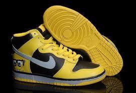 Nike SpongeBobs!
