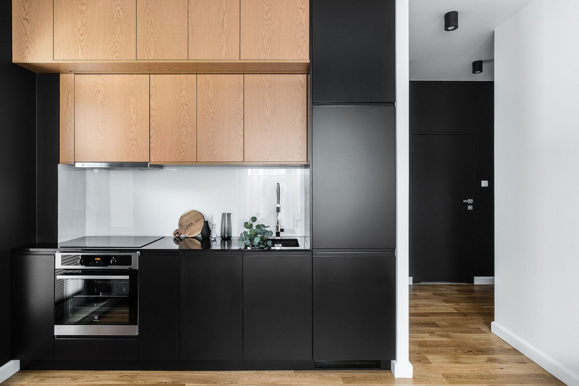 Mieszkanie Na Wynajem 1 Anna Maria Sokolowska Architektura Wnetrz Tall Cabinet Storage Kitchen Cabinets Home Decor