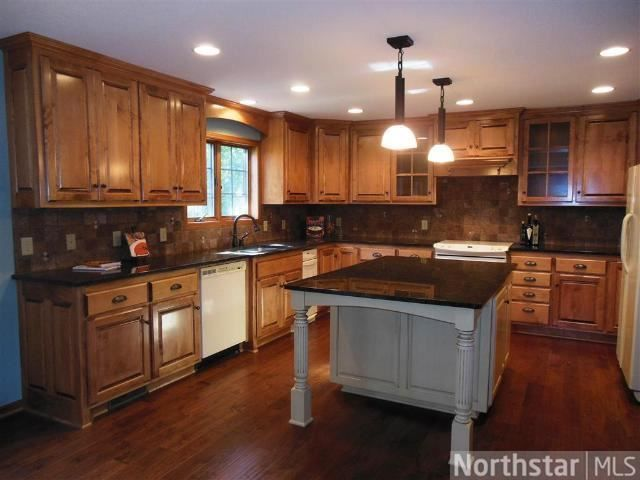 20067 County Road 14 NW, Big Lake Twp, MN 55309 — The views are absolutely amazing and the house matches. Check out the incredible views or the river in this house. House is setup to entertain or relax and enjoy your private world. Welcome Home!