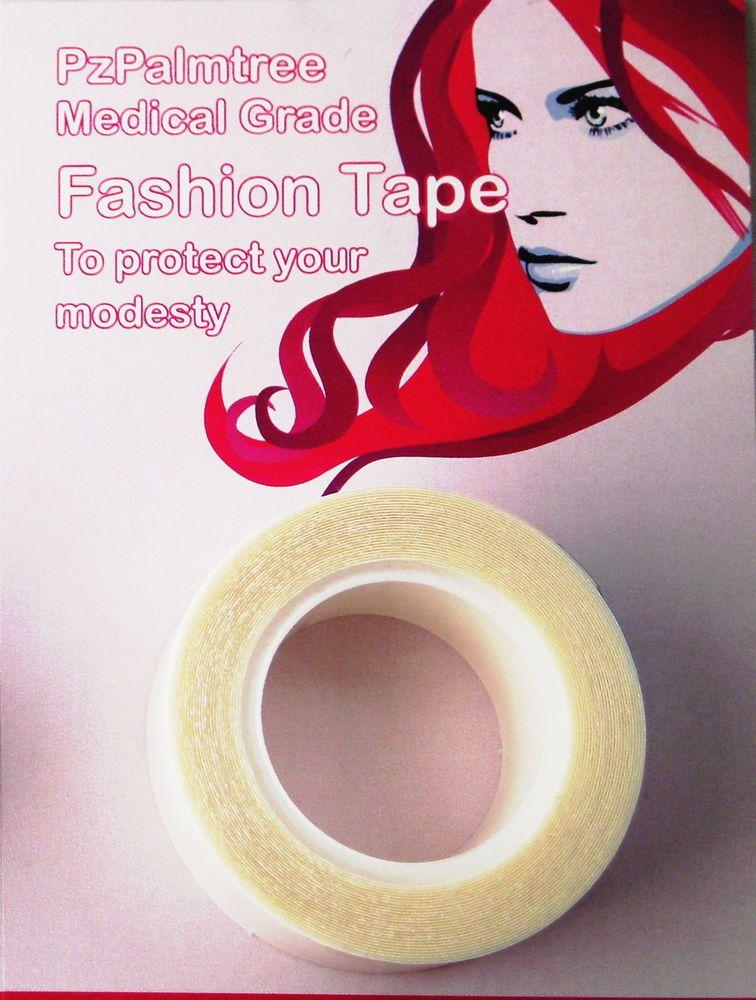 15ed938e20bc5 UK MEDICAL GRADE Double Sided Fashion Tape Body Breast Wig Dress Secret Tit  Boob